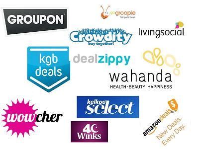 daily deals sites