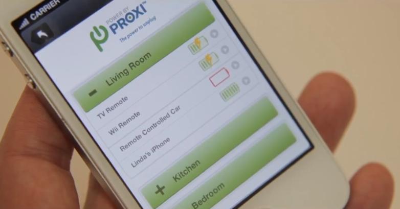 proxi smartphone app