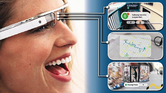 google glass the future of smartphones